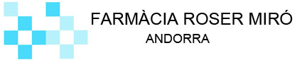 Farmàcia Andorra. Farmàcia Roser Miró.