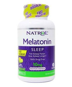 Melatonina Natrol 10mg