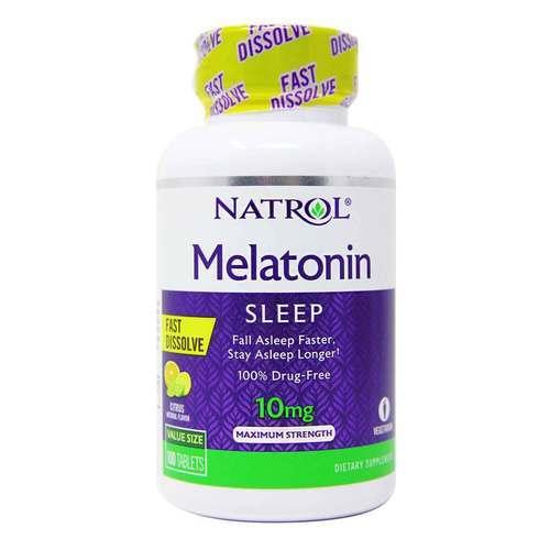 Melatonina Natrol 10mg