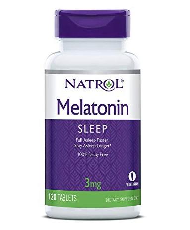 Melatonina Natrol 3mg 120 comp comprar andorra