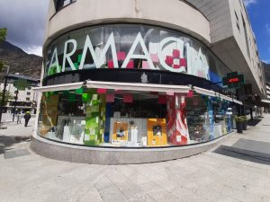 Farmacia Andorra Online. Farmacia Roser Miró.