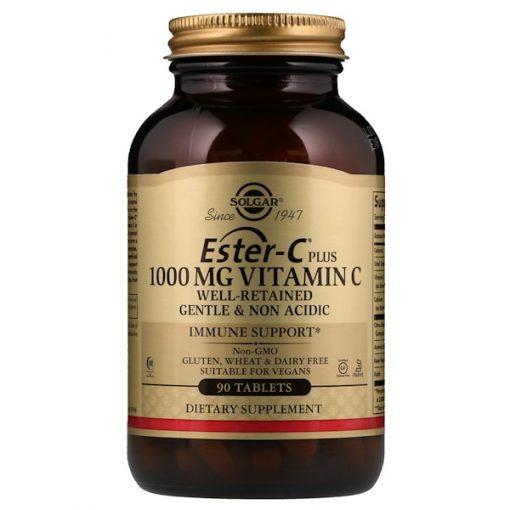 Comprar vitamina C 1000mg solgar