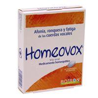 Comprar Homeovox Boiron
