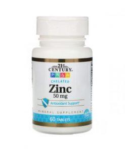 Comprar zinc 50mg