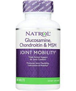Glucosamina condroitina Msm Natrol